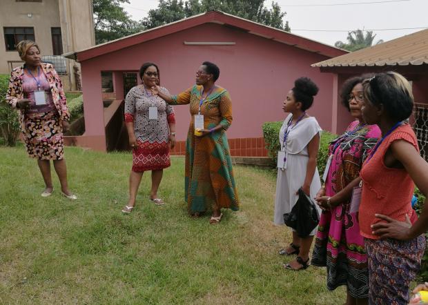 CoP workshop in Cameroon