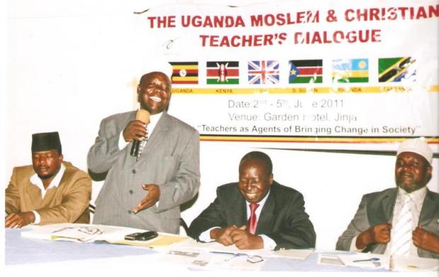 Muslim and Christian Teachers Dialogue in Uganda