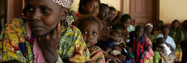 Central African Republic - photo by UNICEF