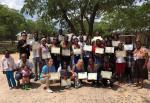 Zimbabwe youth conference participants