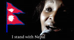 We Stand With Nepal
