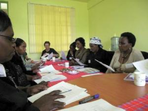 Peace Circles Facilitation Training in Nairobi, Kenya