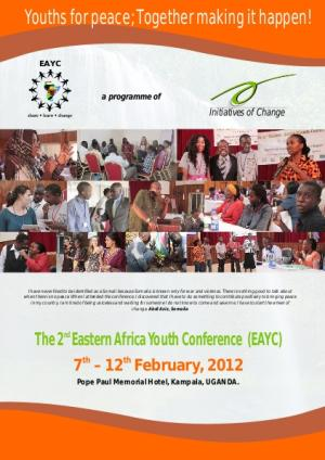 East Africa Youth Conference 2012 report