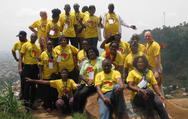 IofC Francophone Team