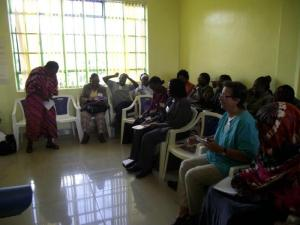 Peace Circles Facilitation Training in Nairobi, Kenya