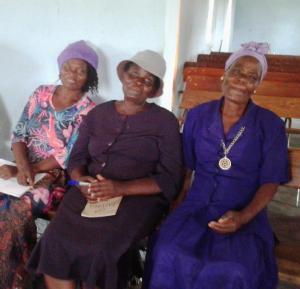 Peace Circle in Zimbabwe