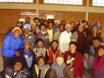 Participants at workshop in Kwa Thema